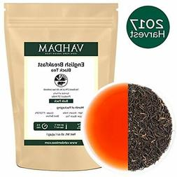 VAHDAM, Original Black English Breakfast Tea Leaves,  Strong