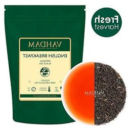 Vahdam - Original English Breakfast Black Tea Leaves  454g