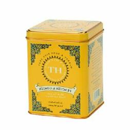 Harney & Sons Peaches and Ginger Tea Tin Can - Caffeinated a