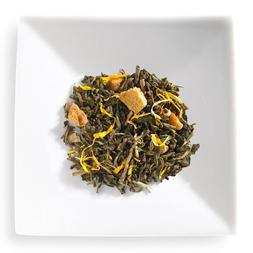Plum Mango Flavored Loose Leaf Tea Red Plum with Juicy Mango