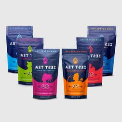 Zest Tea Premium Energy Tea, High Caffeine Coffee Substitute