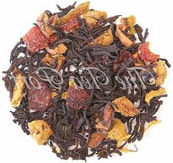 pumpkin spice loose leaf flavored black tea