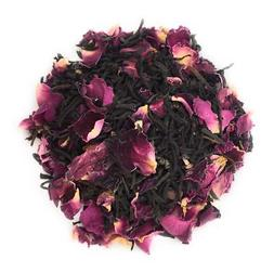 Rose Assam Black Tea Healthy Herbal Refreshing Fresh Morning