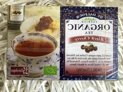 St. Dalfour Organic  Tea - Black Cherry 25 Bag