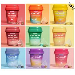 Teavana Starbucks Herbal Green Black Tea - CHOOSE FROM 9 FLA
