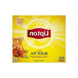 Lipton 100% Natural Tea Bags 100 oz