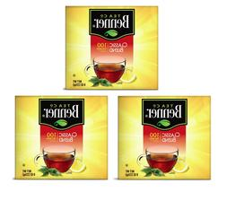 Tea Benner Classic Blend Black -100 Bags individually wrappe