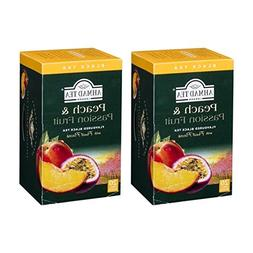 tea london peach passion fruit