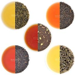 VAHDAM, Earl Grey Tea Sampler  Black Tea, Green Tea, Oolong
