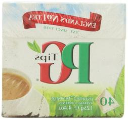 PG Tips Teabags, 40 Count