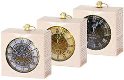 Tipson | Ornament Tea Clocks | Pure Ceylon Green & Black Tea