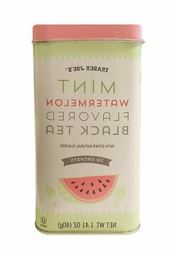 trader joe s mint watermelon flavored black