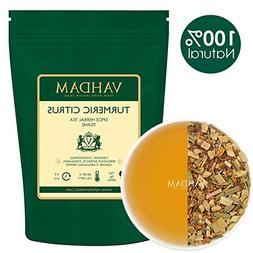 Turmeric Spice Chai Tea  India's Ancient Medicine Blend of T