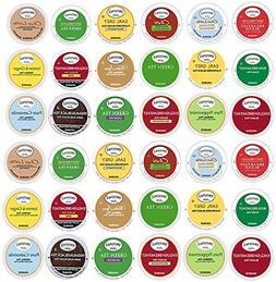 TWININGS K CUPS Tea Sampler Box - 36 COUNT - Variety Sampler