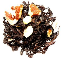 Nelson's Tea Vanilla Almond Black Tea Loose Leaf